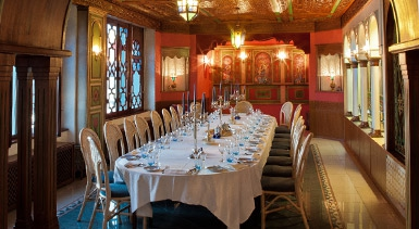 Banquets for 10 to 60 people room