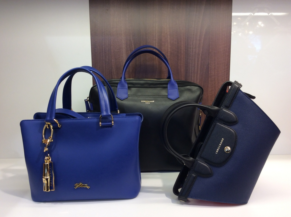 Longchamp chez LM Liberty