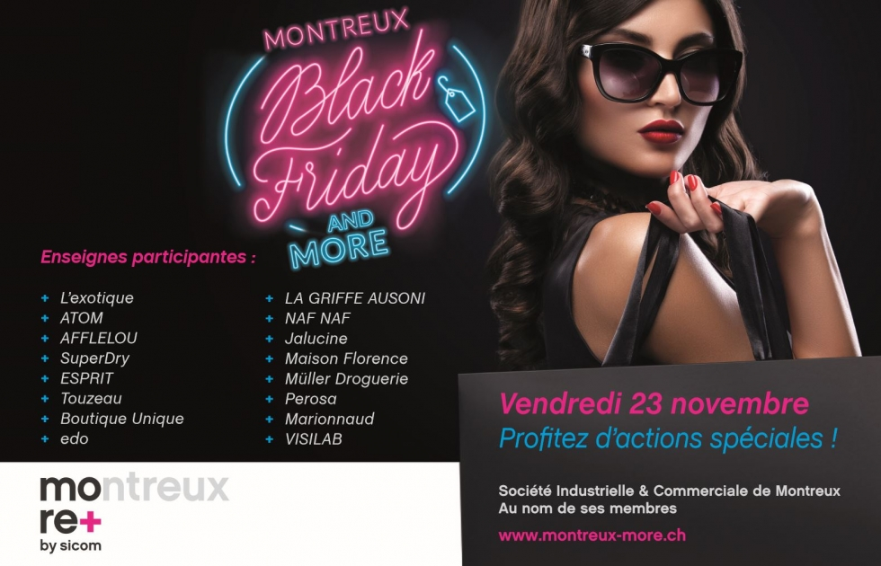 Montreux Black Friday & More